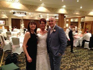 Liz Hendry wedding pianist. A testimonial from a wedding at The Fir Grove