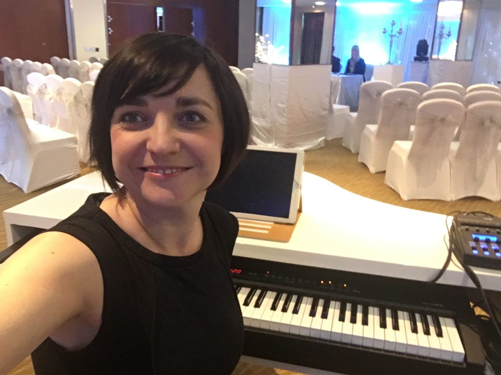 Piano Music for Manchester Ceremony