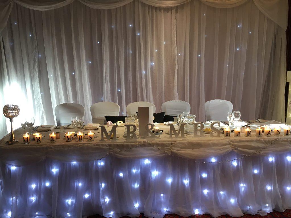 Cheshire wedding music